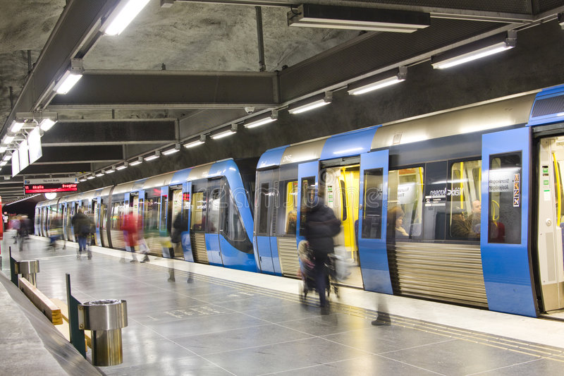 subway στοκ εικόνες με δικαίωμα ελεύθερης χρήσης