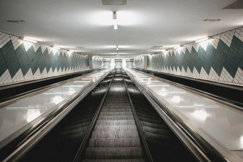 Subway Escalator Free Public Domain Cc0 Image