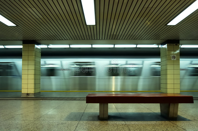 Download Subway Sideview stock image. Image of canada, down, patrons - 103837