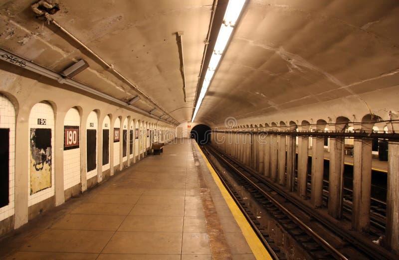 Subway Station royalty free stock images