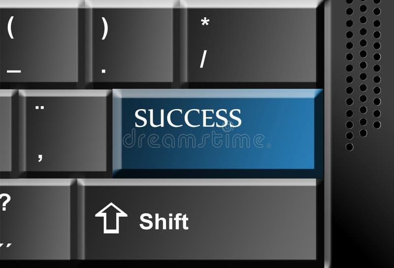 Succes vector illustratie