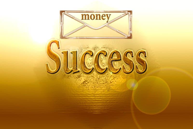 Succes stock images