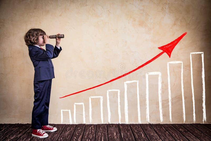 Succes bedrijfsstrategie stock afbeeldingen