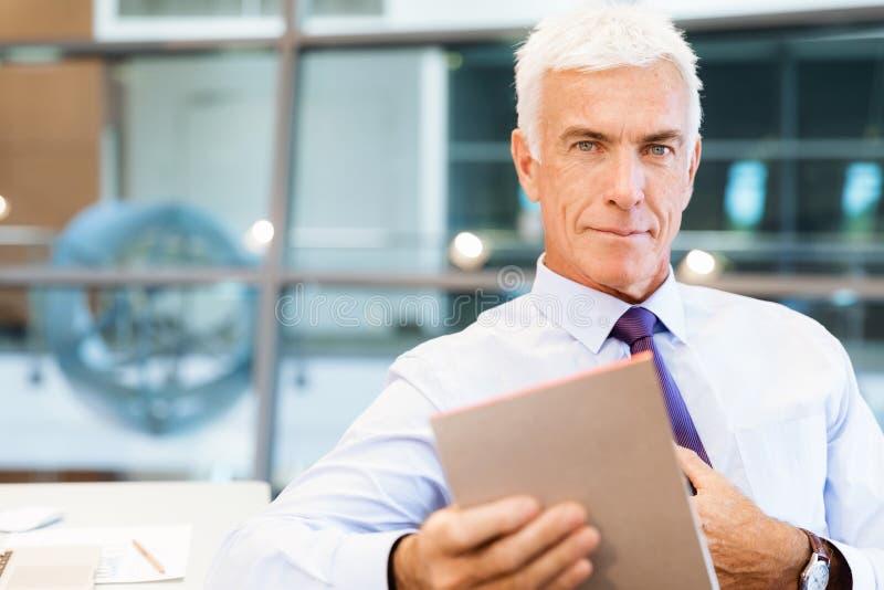 Succes en professionalisme persoonlijk royalty-vrije stock afbeeldingen