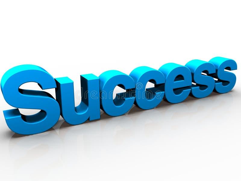 Download Success stock illustration. Illustration of success, reflective - 12882446