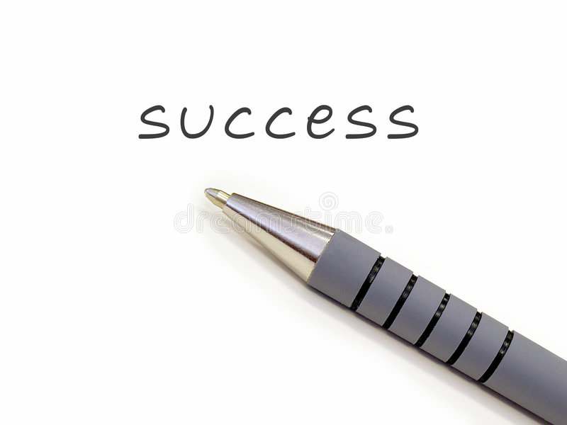 Download Success stock image. Image of earm, black, white, word, final - 20509