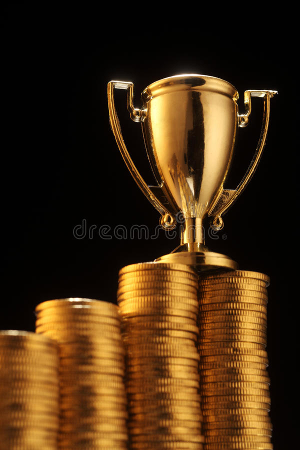 Download Success stock photo. Image of champion, objects, trophy - 25749064
