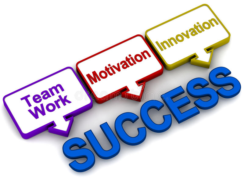 Download Success stock illustration. Image of requirements, team - 26569747