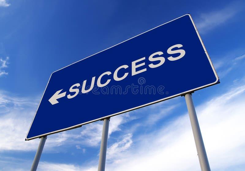 Success royalty free stock photos