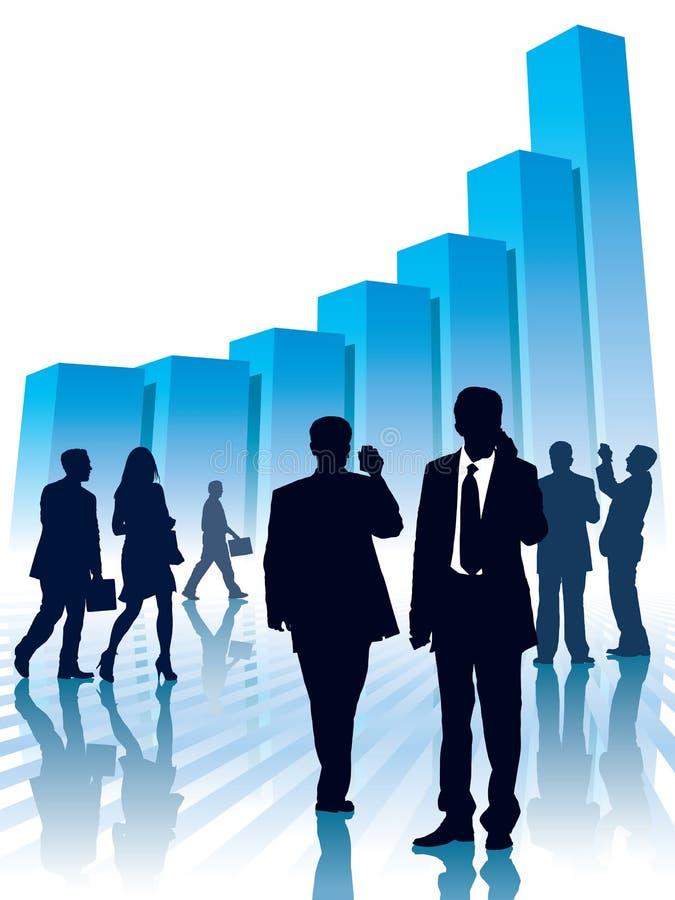 Download Success stock vector. Illustration of idea, future, people - 6896797