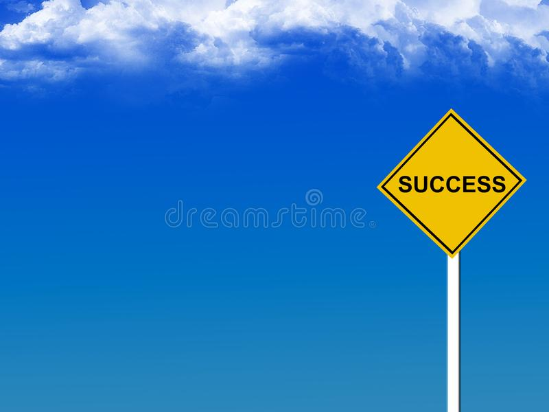 Success royalty free stock images