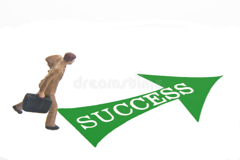 Download Success stock image. Image of small, figurine, figure - 9816455