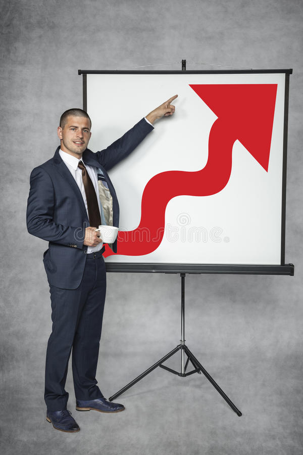 Success in business stock photos