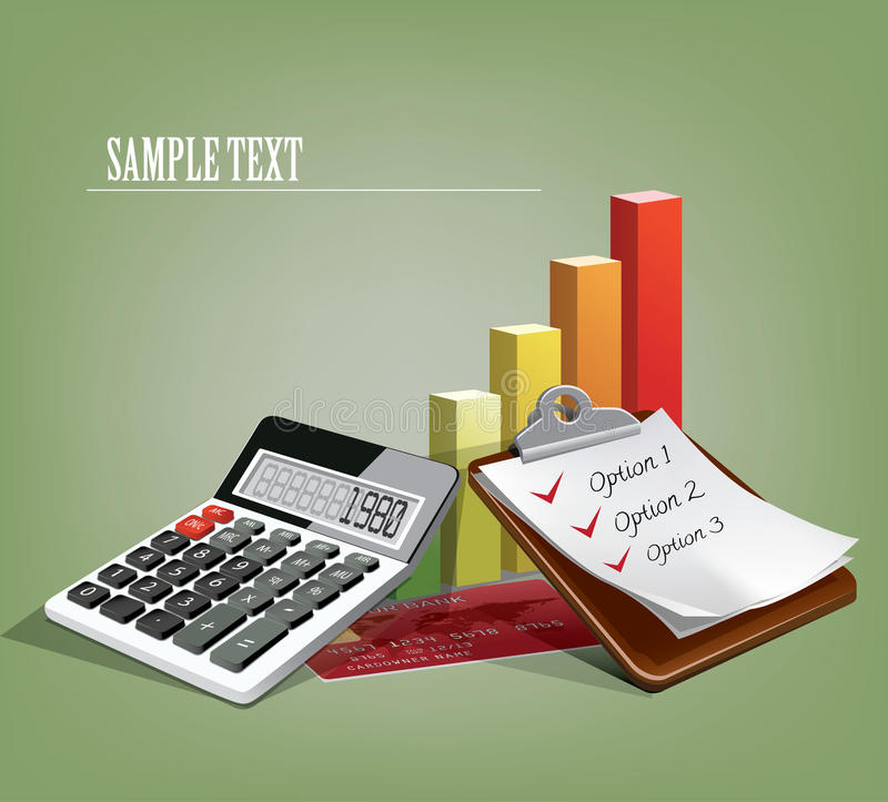 Success concept. Business finance success concept. This is file of EPS10 format stock images