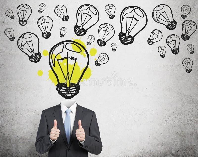 Success concept stock image