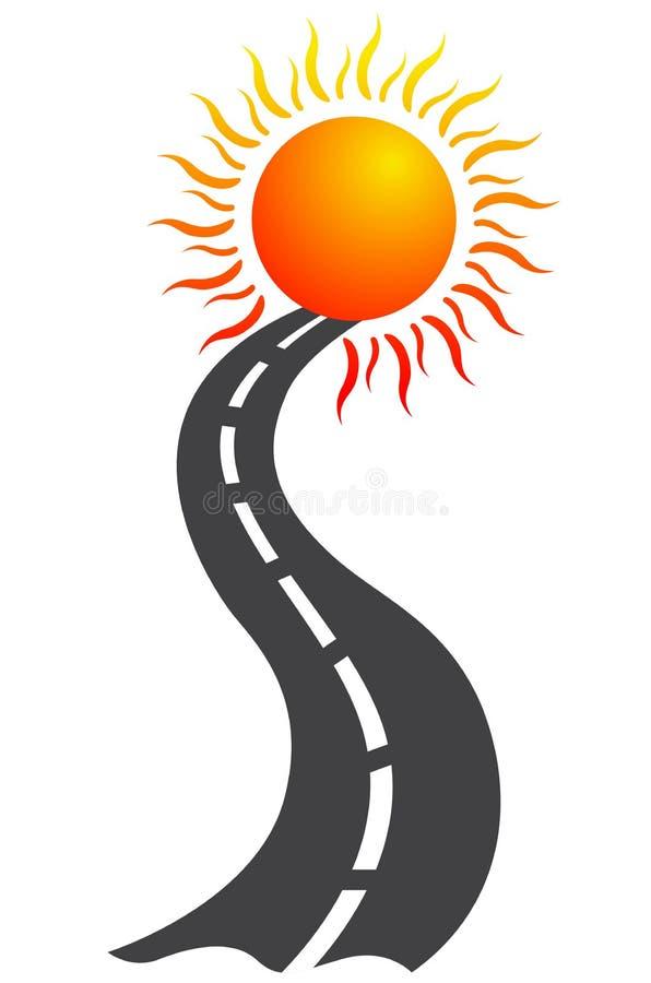 Download Success highway stock vector. Illustration of curvy, winding - 25464005