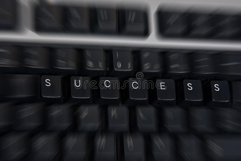 Download Success keyword stock photo. Image of keypad, blur, close - 15051890
