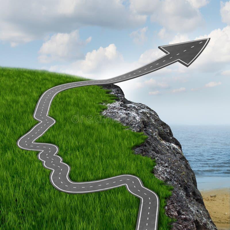 Download Success And Risk stock illustration. Image of danger - 28034179