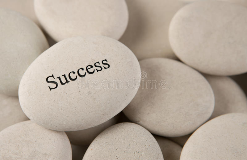 Download Success stock image. Image of rock, decorative, letters - 31276089