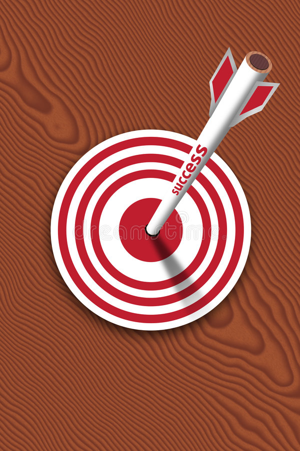 Download Success Target Stock Photography - Image: 8702022