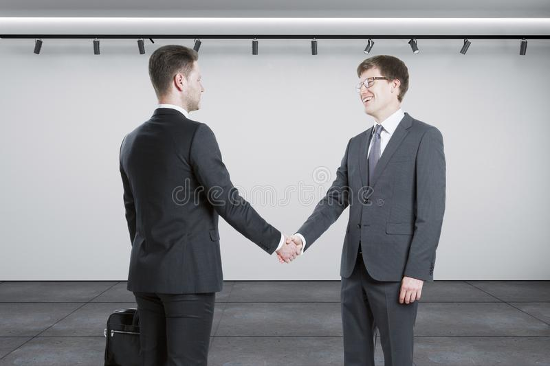 Success and teamwork concept stock photography