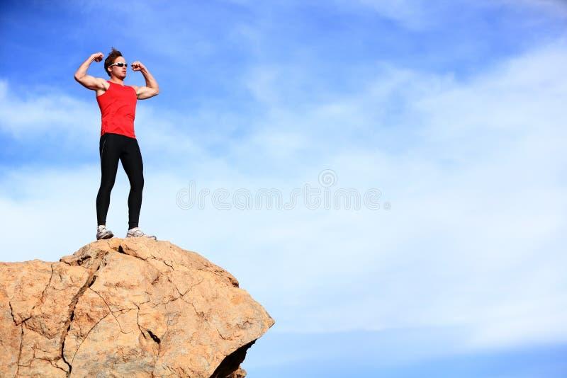 Download Success - winner man stock image. Image of people, male - 23700159