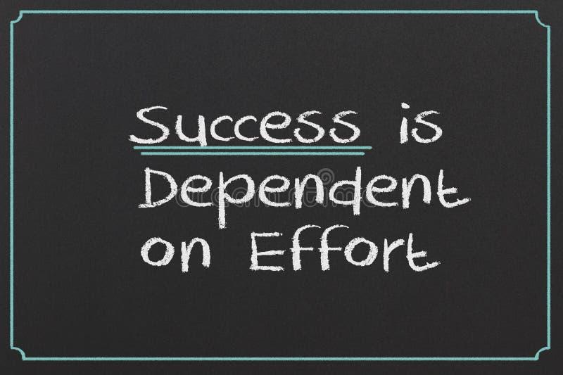 Download Success stock illustration. Illustration of encouragement - 40610166
