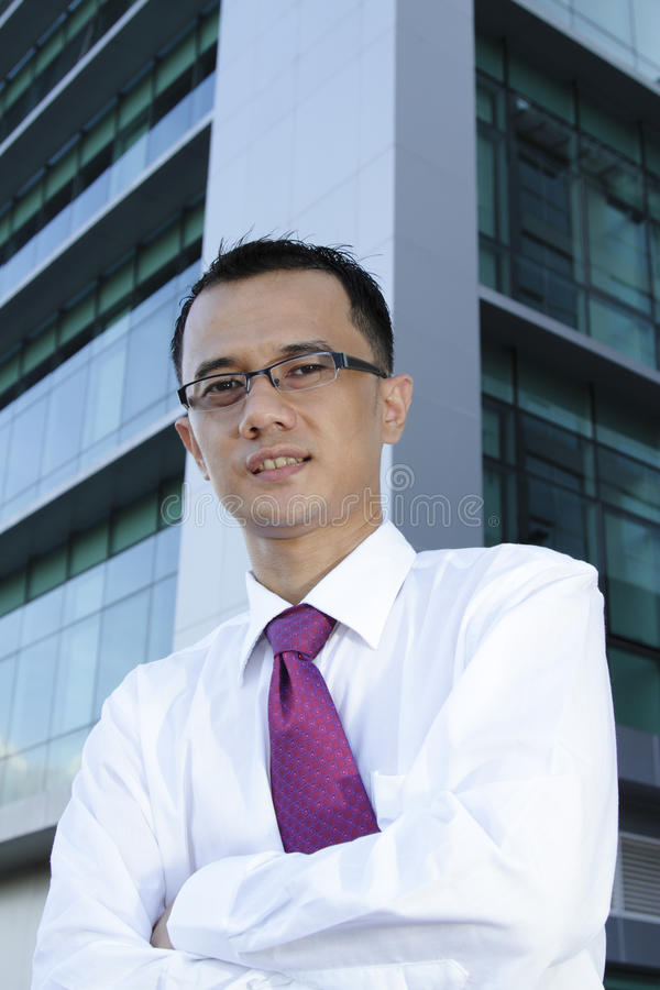 Download Successful Asian Businessman Stock Photo - Image: 14622390