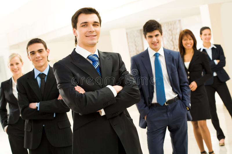 Download Successful Boss Royalty Free Stock Image - Image: 9666206