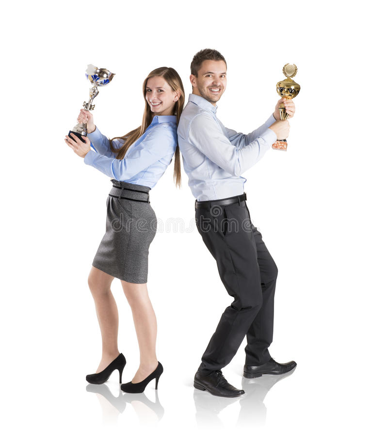 Download Successful Business Colleagues Stock Image - Image: 28190833