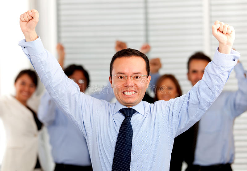 Download Successful business group stock image. Image of happiness - 22142819