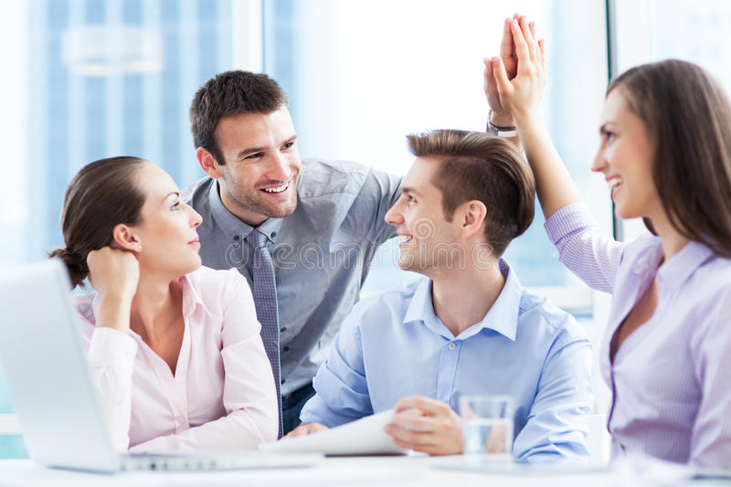 Download Successful business team stock photo. Image of smiling - 31520614