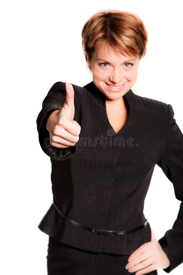 Free Successful Business Woman Royalty Free Stock Photos - 17326198