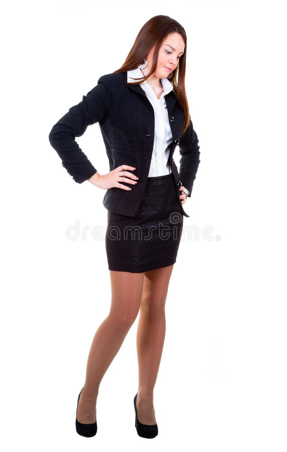 Download Successful business woman stock image. Image of person - 22504087