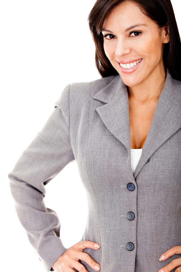 Download Successful business woman stock image. Image of confident - 23428359