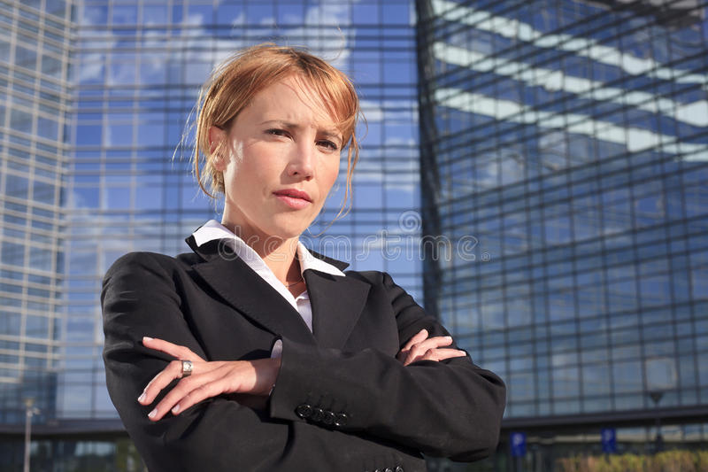 Download Successful business woman stock photo. Image of caucasian - 24943288