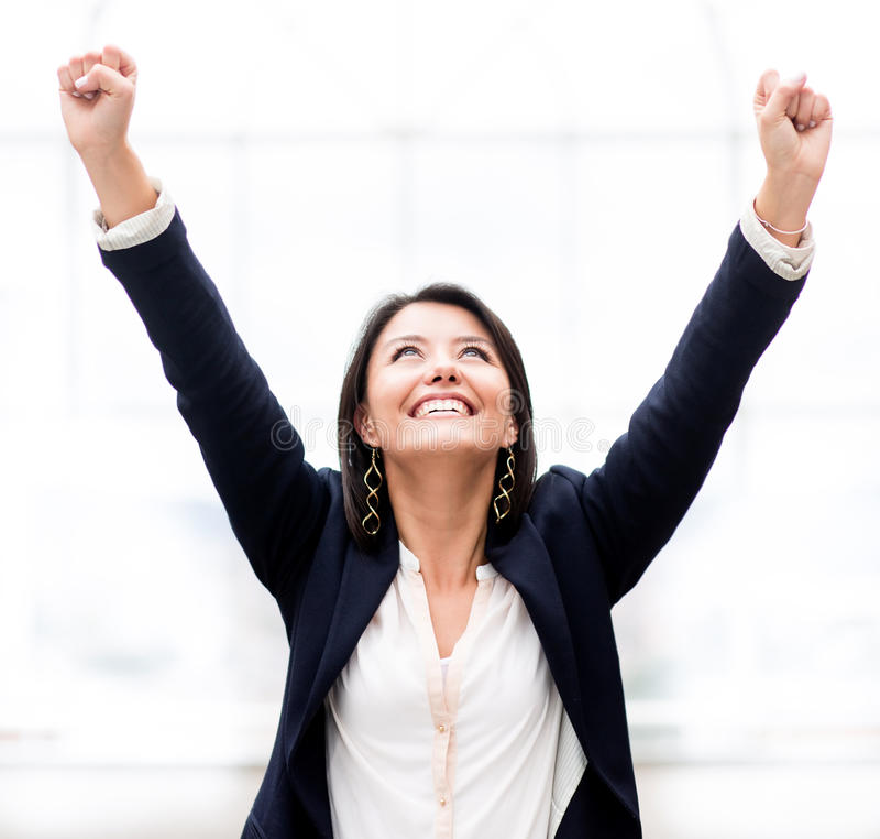 Download Successful business woman stock image. Image of successful - 25082563