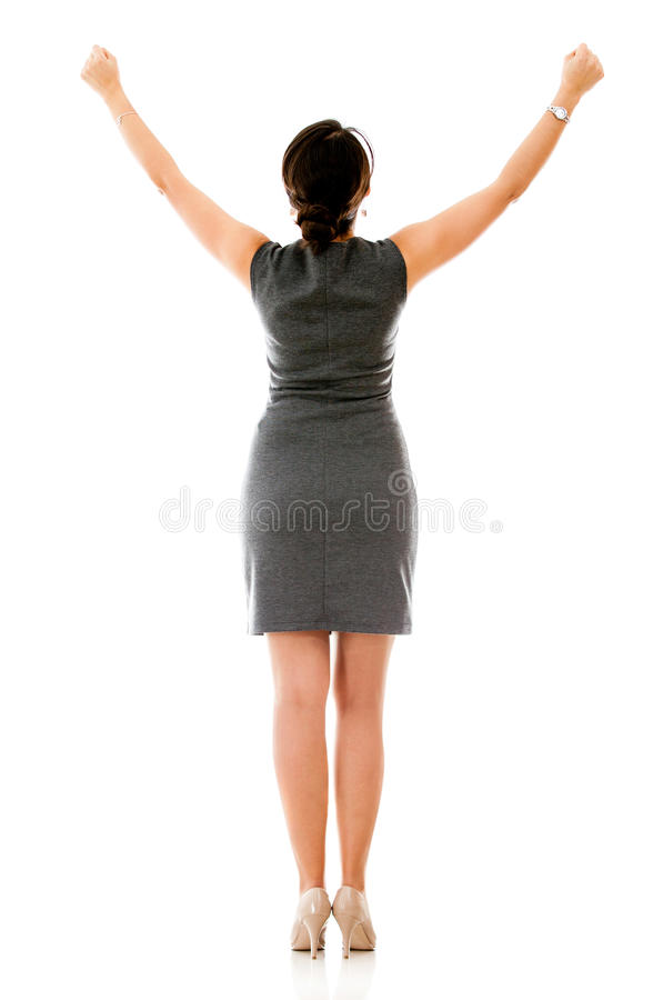 Download Successful business woman stock image. Image of female - 26674291