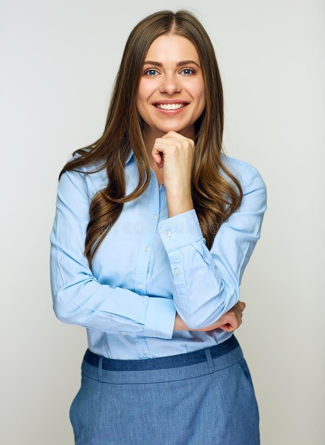 Free Successful Business Woman Portrait. Confident Woman Stock Image - 116154081