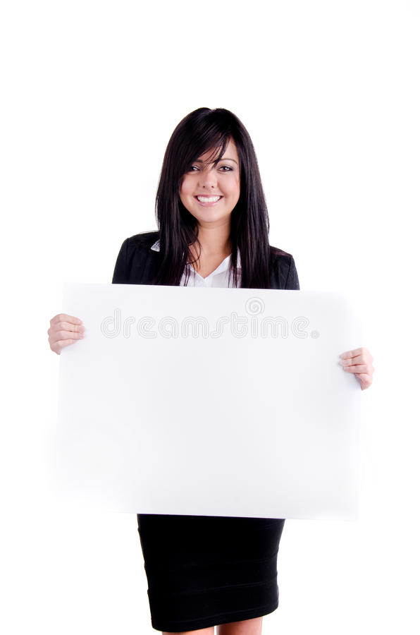 Successful Business woman royalty free stock photos