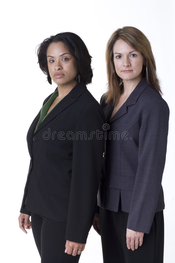 Successful Business Women Royalty Free Stock Images