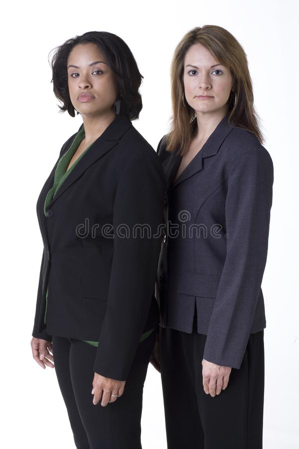 Successful Business Women stock images