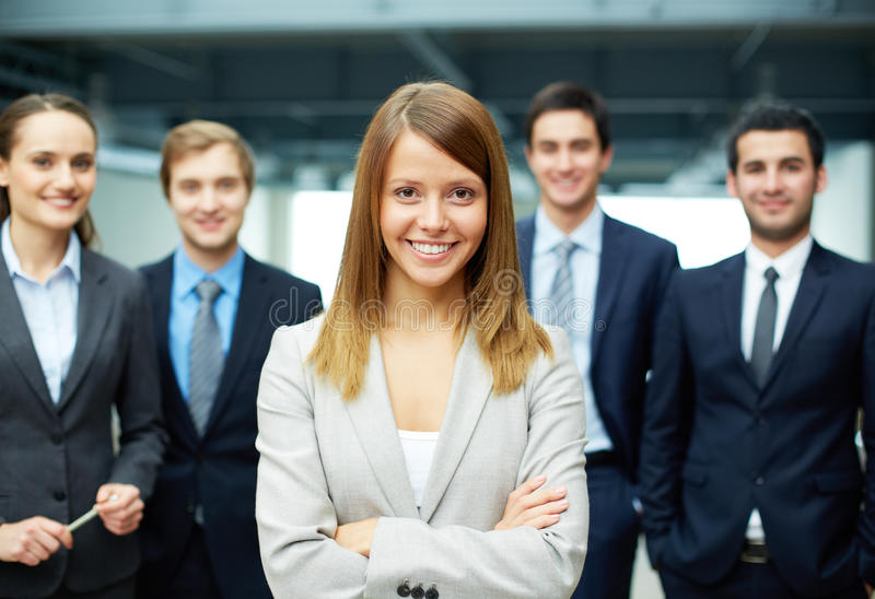 Download Successful Businesswoman Royalty Free Stock Photography - Image: 32734517