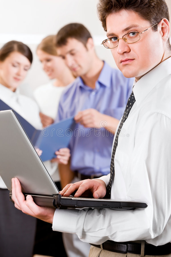 Download Successful chief stock image. Image of businessteam, achievement - 3556747