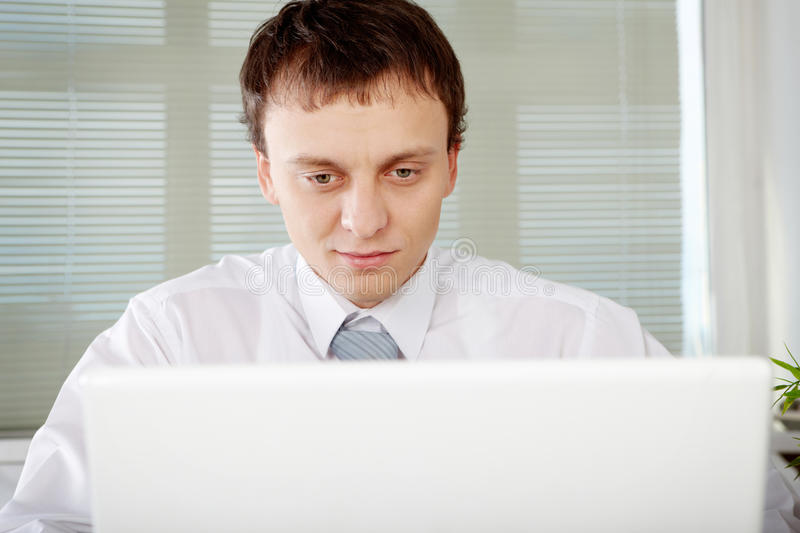 Successful Employer Royalty Free Stock Photo
