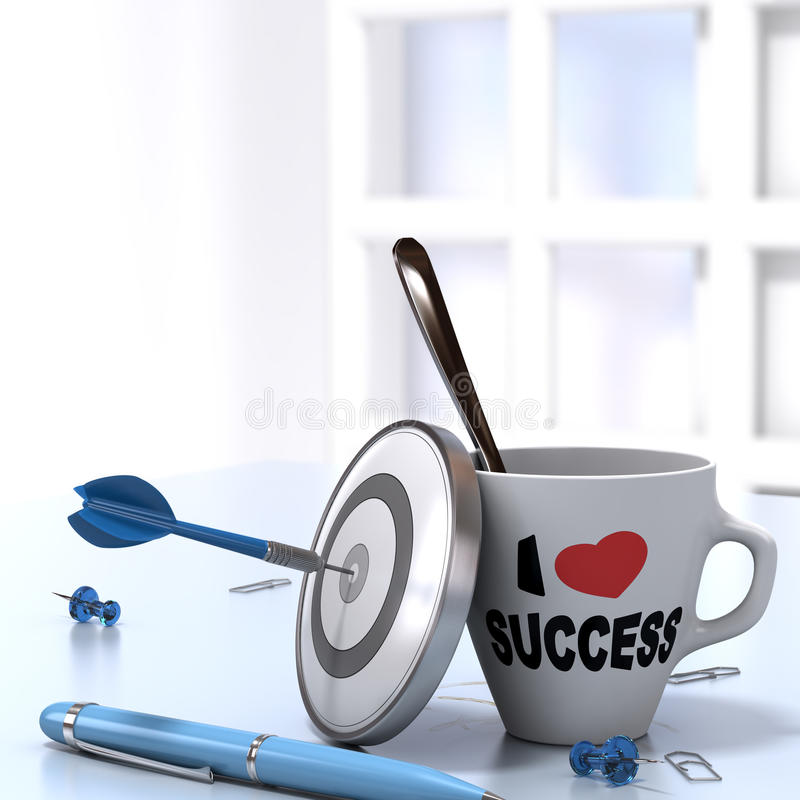 Download Successful Executive Concept Stock Illustration - Image: 33570444