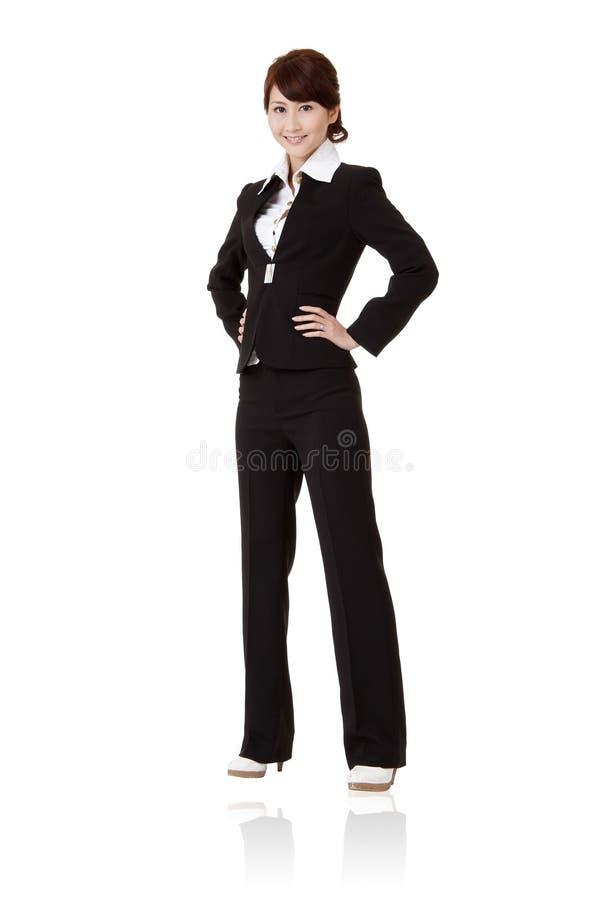 Successful executive woman royalty free stock photos