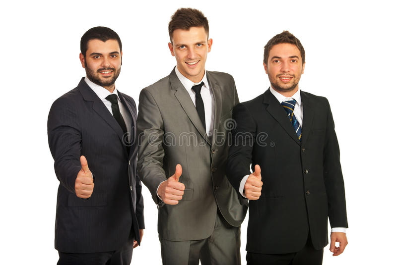 Download Successful Group Of Business Men Stock Image - Image: 28245483