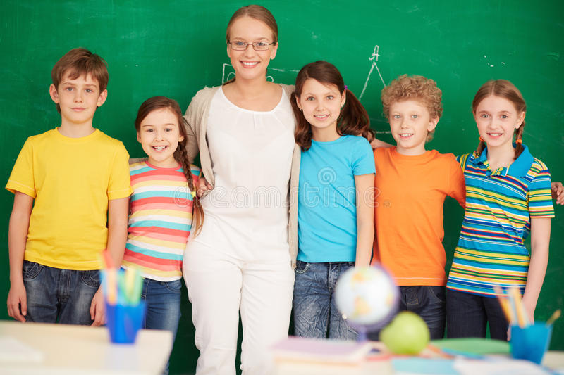 Download Successful group stock photo. Image of education, little - 33831724