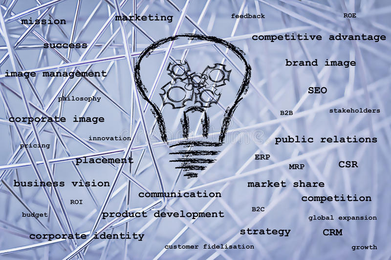 Download Successful Ideas And Business Concepts Stock Photo - Image: 35155320